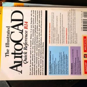 Autocad Reference Guide Textbook